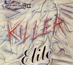 AVENGER (UK) / Killer Elite + 2 (Brazil edition)