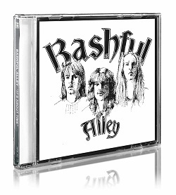 BASHFUL ALLEY (UK) / It's About Time (2018 reissue 2CD)