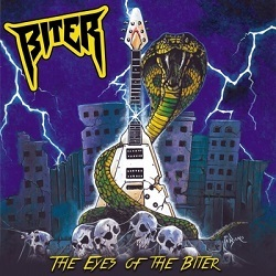 BITER (Brazil) / The Eyes Of The Biter