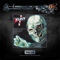 BLACK FATE (Germany) / Commander Of Fate + 2 (2017 reissue)