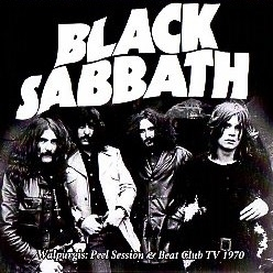 BLACK SABBATH (UK) / Walpurgis: Peel Session & Beat Club TV 1970 (collector's item)