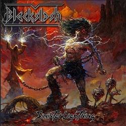 BLACKSLASH (Germany) / Sinister Lightning