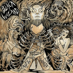 BLACK WIZARD (Canada) / New Waste