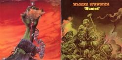 BLADE RUNNER(UK) / Hunted + Warriors Of Rock