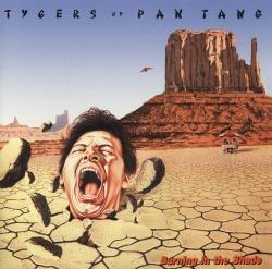TYGERS OF PAN TANG (UK) / Burning In The Shade