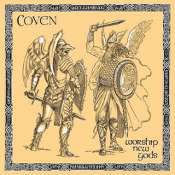 COVEN (US/Michigan) / Worship New Gods