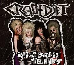 CRASHDIET (Sweden) / Illegal Rarities Volume 2