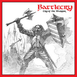 BATTLECRY(Belgium) / Cry Of The Warrior