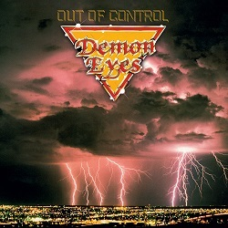 DEMON EYES (France) / Out Of Control + 8