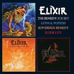 ELIXIR (UK) / The Remedy (3CD box set)