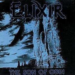 ELIXIR (UK) / The Son Of Odin + 5 (2021 reissue with unreleased bonus tracks)