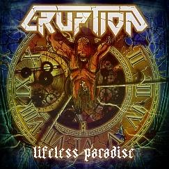 ERUPTION (Slovenia) / Lifeless Paradise + 2 (2013 reissue)