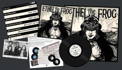 "ETHEL THE FROG (UK) / Ethel The Frog (12"" vinyl)"