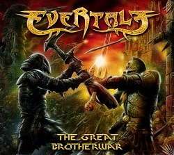 EVERTALE (Germany) / The Great Brotherwar + 1 (Limited first edition digipak)
