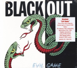 BLACKOUT(Netherlands) / Evil Game