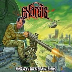 EXARSIS (Greece) / Under Destruction + 4 (2016 reissue)