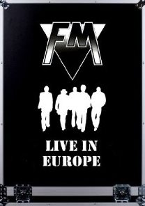 FM(UK) / Live In Europe (DVD)
