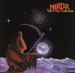 MARTYR (Netherlands) / For The Universe + 8