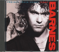 JIMMY BARNES/FREIGHT TRAIN HEART (USED)
