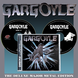 GARGOYLE (US) / Gargoyle - The Deluxe Major Metal Edition (2CD)