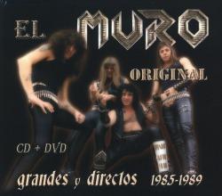 MURO (Spain) / Grandes Y Directos 1985-1989 (CD+DVD)