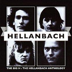HELLANBACH (UK) / The Big H: The Hellanbach Anthology (2CD)