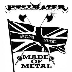HELLRAZER (UK) / Made Of Metal