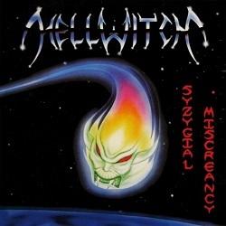 HELLWITCH (US) / Syzygial Miscreancy + 11 (2017 reissue)
