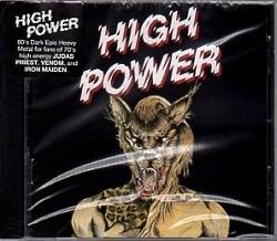 HIGH POWER (France) / High Power (2015 reissue)