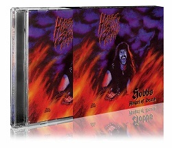 HOBBS' ANGEL OF DEATH (Australia) / Hobbs' Satans Crusade (2017 reissue)