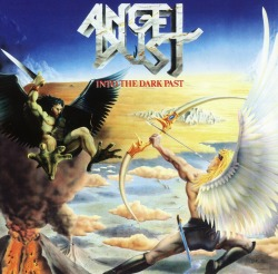 ANGEL DUST(Germany) / Into The Dark Past + 6 (collector's item)