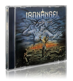 IRON ANGEL (Germany) / Winds Of War (2016 reissue)