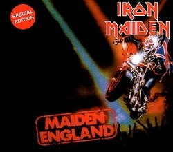 IRON MAIDEN (UK) / Maiden England