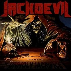 JACKDEVIL (Brazil) / Unholy Sacrifice + 1