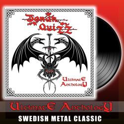 """JONAH QUIZZ (Sweden) / Ultimate Anthology (12""""LP)"""