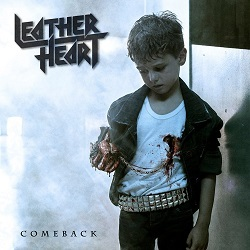 LEATHER HEART (Spain) / Comeback (US edition)