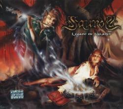 SAUROM (Spain) / Legado De Juglares (2CD)