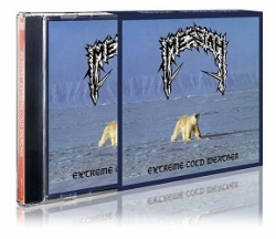 MESSIAH (Switzerland) / Extreme Cold Weather (2018 reissue)
