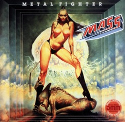 MASS(Germany) / Metal Fighter (collector's item)