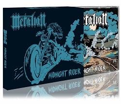 METALIAN (Canada) / Midnight Rider (2019 reissue)