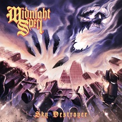 MIDNIGHT SPELL (US) / Sky Destroyer