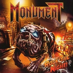 MONUMENT (UK) / Rock The Night!