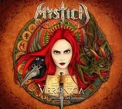 MYSTICA GIRLS (Mexico) / Veronica - La Cortesana Del Infierno