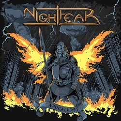 NIGHTFEAR (Spain) / Apocalypse