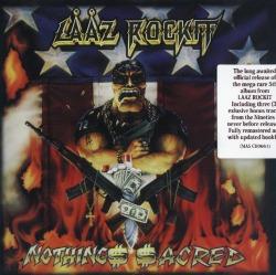 LAAZ ROCKIT (US) / Nothing Sacred + 3