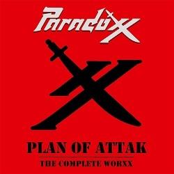 PARADOXX (US) / Plan Of Attak - The Complete Worxx