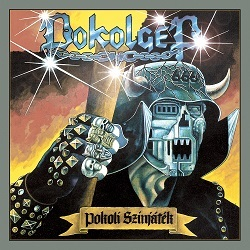 POKOLGEP (Hungary) / Pokoli Szinjatek (2019 reissue)