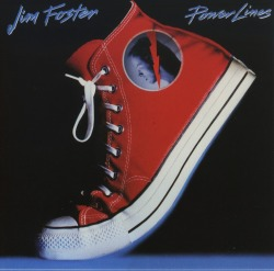 JIM FOSTER / Power Lines (collector's item)