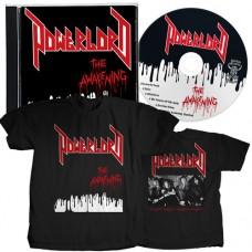 POWERLORD (US) / The Awakening (with T-Shirt)