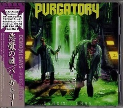 PURGATORY (UK) / Demo(n) Days